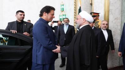 عمران خان: ترامب طلب مني تحضير الأجواء أمام حوار بين إيران والسعودية